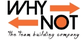 Why Not – The Team Building Company Logo