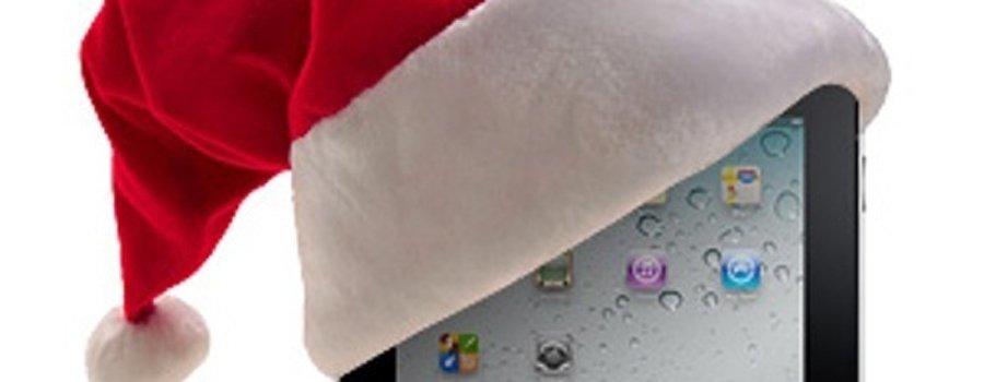 iPad di Natale