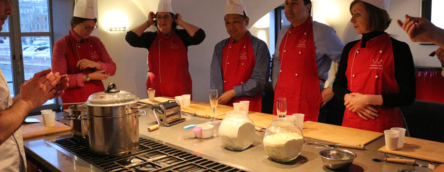 Team Building In Cucina – Nuovi Format e Location