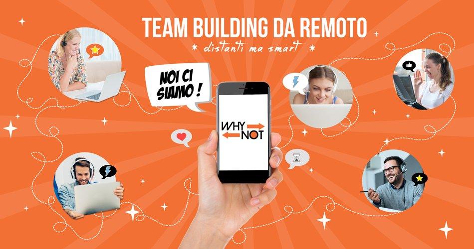 Team Building da Remoto