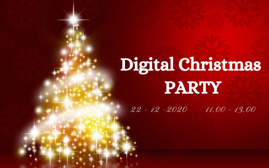 Digital Christmas Party