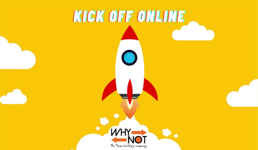 Il Kick Off va Online